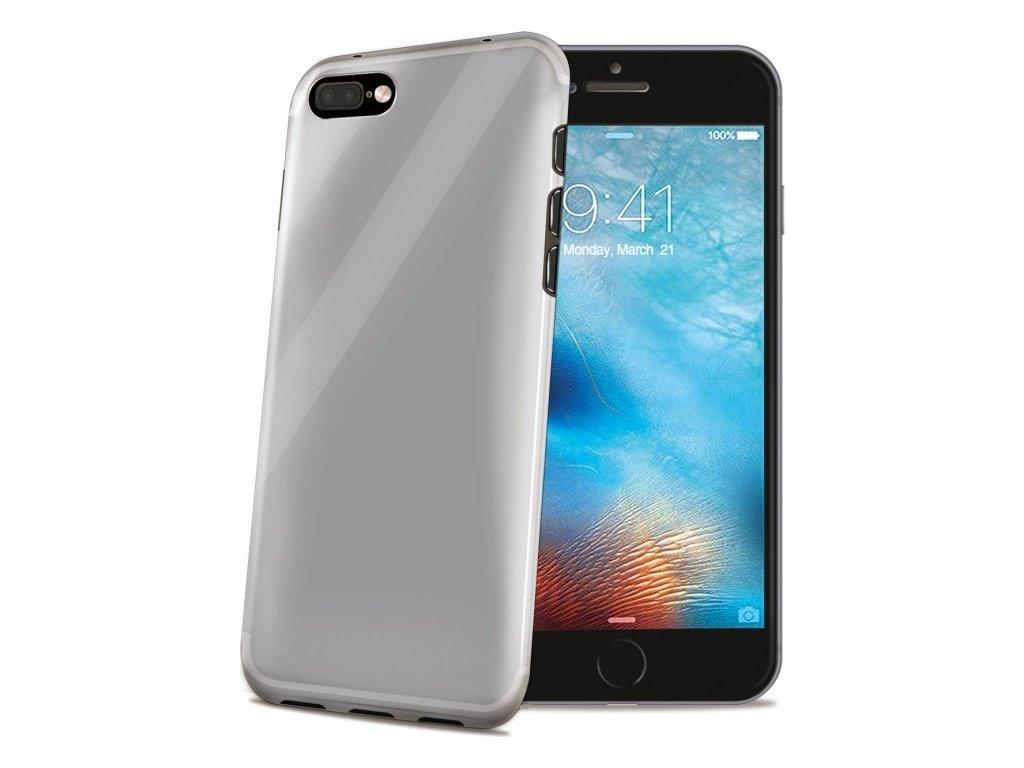 TPU pouzdro CELLY Gelskin pro Apple iPhone 7 Plus/8 Plus, bezbarvé