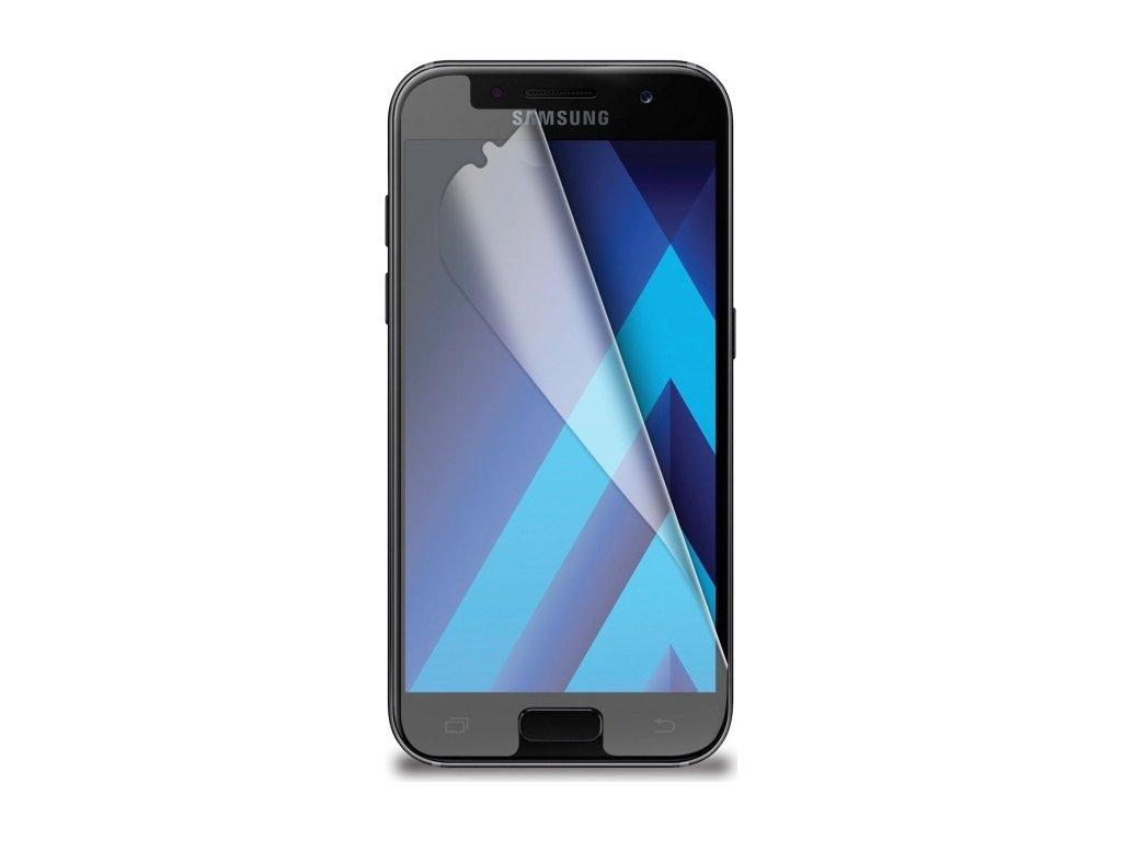 Prémiová ochranná fólie displeje CELLY Perfetto pro Samsung Galaxy A3 (2017), lesklá, 2ks