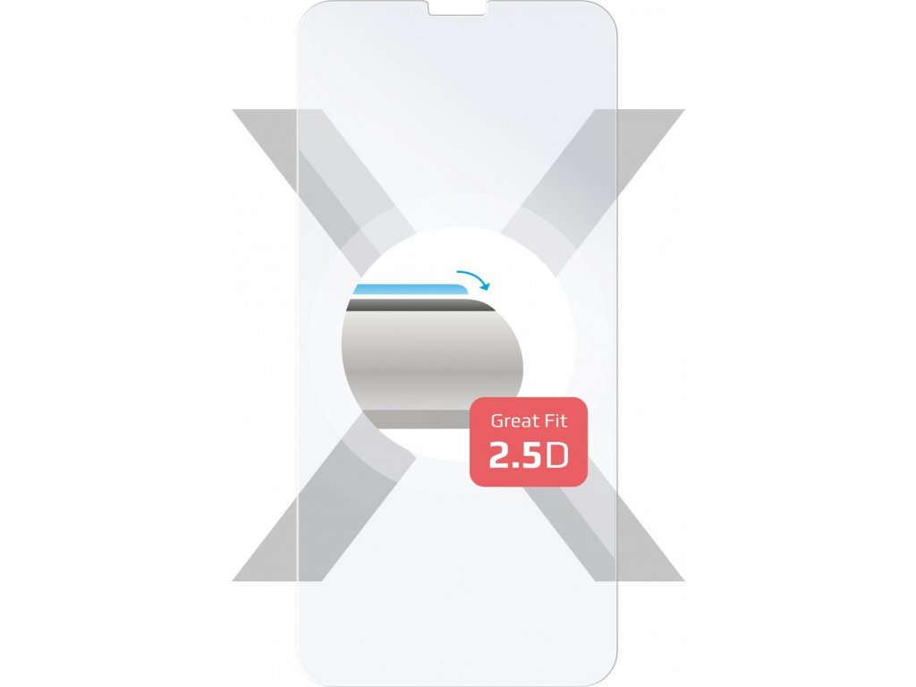Ochranné tvrzené sklo FIXED pro Huawei P8 Lite, čiré