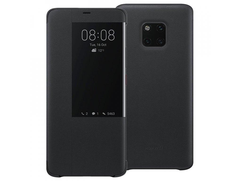 S View Flip Case HUAWEI Mate20 Pro black 1