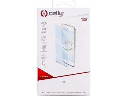 Ochranné tvrzené sklo CELLY Easy Glass pro Huawei P20 Lite