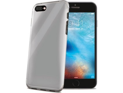 TPU pouzdro CELLY Gelskin pro Apple iPhone 7 Plus/8 Plus, bezbarvé