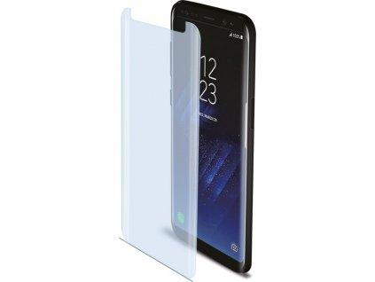 Prémiová ochranná fólie displeje CELLY Perfetto pro Samsung Galaxy S8, lesklá