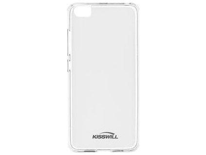 Kisswill TPU Pouzdro Transparent pro Huawei P20 Lite