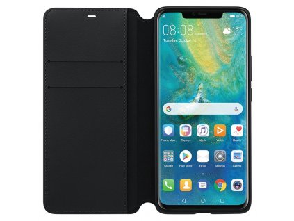 Original Wallet HUAWEI Mate20 Pro black 1