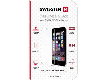 Ochranné tvrzené sklo SWISSTEN pro HUAWEI Y7 Prime 2018