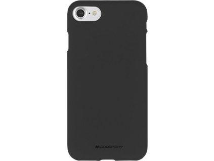 Pouzdro MERCURY SOFT FEELING pro APPLE iPhone 7/8 - Černé