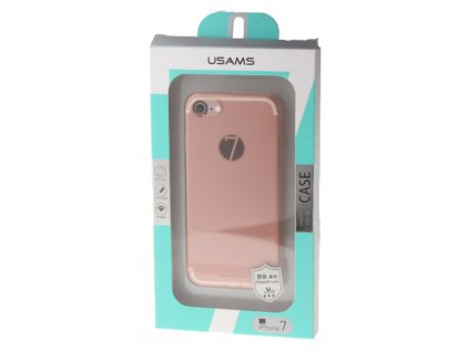 usams pouzdro iphone 7 rose gold 01